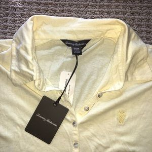 Tommy Bahama Tops - NWT Tommy Bahama Lightweight Jersey Polo